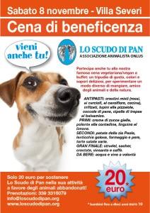 volantino-cena-scudo-novembre14