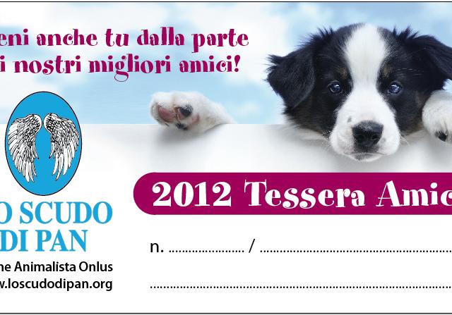 Tessera Amico 2012