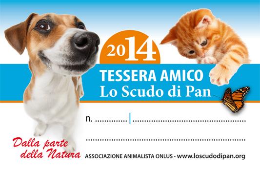 TESSERA AMICO 2014